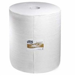 Tork Premium 530 Multipurpose Cloth White - 15 in. x 16.9 in.