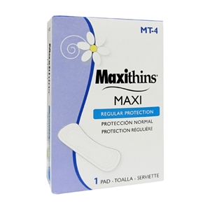Soft and Thin Maxi Shields - 4.25 in. x 3 in. x 1 in.