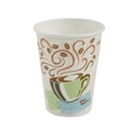 PerfecTouch Coffee Dreams Paper Hot Cup - 12 oz.