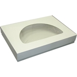 Dixie Bakery With Window Plain Box - 25 in. x 18 in. x 3 in.