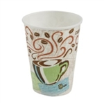 PerfecTouch Coffee Dreams Paper Hot Cup - 8 oz.