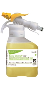 Suma Eliminex Foaming Drain and General Purpose Cleaner - 1.5 Ltr.