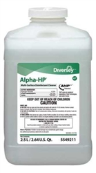 Alpha HP Multi Surface Disinfectant Cleaner For J-Fill - 2.5 Ltr.