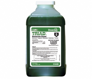 Triad II Cleaner Disinfectant For J Fill - 2.5 Ltr.