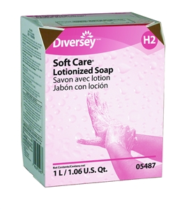 Soft Care Lotionized Soap - 1000 Ml.