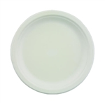 Classic White Vacate Pulp Plate - 6 in.