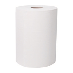 Scott Slimroll White Hard Roll Towel - 8 in. x 580 ft.
