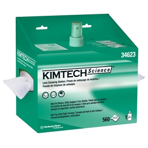Kimtech Science Kimwipe White Lens Cleaning Station