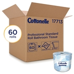 Kleenex Cottonelle White 2 Ply Bath Tissue - 4 in. x 4 in.