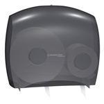 In-Sight Series I Jumbo Roll Smoke Bath Tissue Dispenser - 13.88 in. x 16 in.
