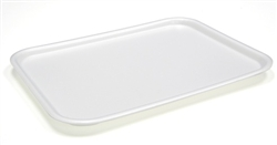 White Foam Tray - 12.5 in. x 16.13 in. x 0.75 in.