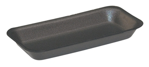 Black Foam Tray - 8.38 in. x 3.88 in. x 0.88 in.