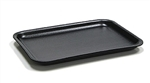 Foam Tray Black - 8.70 in. x 6.20 in. x 0.61 in.