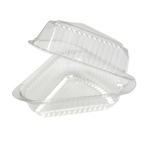Pie Wedge Hinged - 6 in.