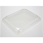 Square Dome Lid For 664 Container - 8.25 in. x 8.25 in. x 1.25 in.