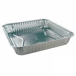 Square Cake Pan Full Curl - 8 in.