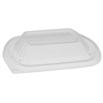 Clear Dome For Containers Small Dry Anti Fog - 6.13 in. x 4.88 in.