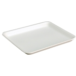 White Foam Tray - 9.87 in. x 11.87 in. x 1 in.