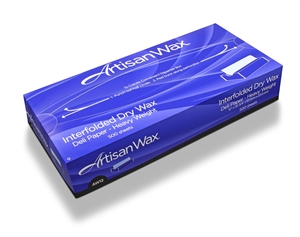 Interfold Wax Deli Paper - 8 in. x 10.75 in.