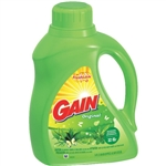 Ultra Gain Laundry Detergent Liquid - 50 Oz.
