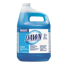 Dawn Manual Pot and Pan Regular Scent Dish Soap - 1 Gal.