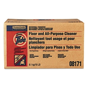 Tide Floor Cleaner All Purpose - 18 Lb.