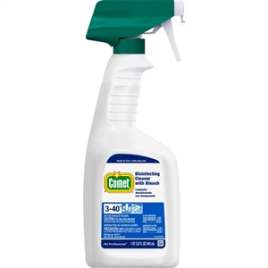 Comet Disinfecting Cleaner With Bleach - 32 oz.