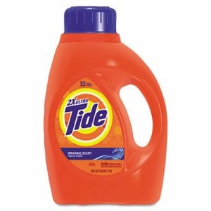 Tide 32 Loads Detergent Liquid Original Scent - 50 oz.