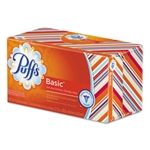 Puffs Facial Tissue Basic Family