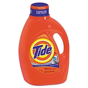 Tide HE Laundry Detergent 64 Use Liquid - 100 oz.