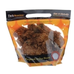 Hot N Handy Crispy Vent Deli Sensations Bag - 9 in. x 9 in. x 5 in.
