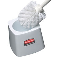 White Toilet Bowl Brush Holder For 6310 Brush