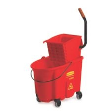 Wavebrake Sidepress Red Mopping Combo - 35 Qt.