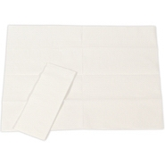 White 2 Ply Protective Liners For Sturdy Station - 17 in. x 12.5 in.