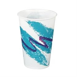 Jazz Waxed Paper Cup - 7 oz.