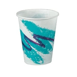 Jazz Waxed Paper Cup - 16 oz.