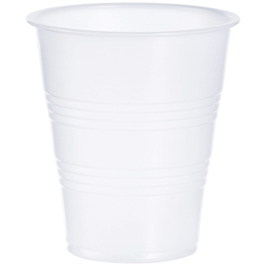 Translucent Plastic Galaxy Cold Cup - 7 oz.