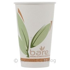 Bare Compostable Hot Cup - 10 Oz.