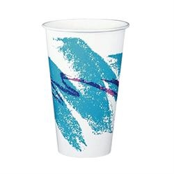 Jazz Double Poly Paper Cold Cup - 12 oz.