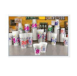 Profit Pal Foam Cup White Multicolor - 44 oz.