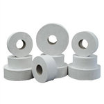 Jumbo Roll Toilet Tissue 2 Ply White - 12 in.
