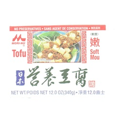 Mori-Nu Soft Tofu Case of 24