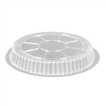 Plastic Dome Lid - 6.94 in. x 1 in.