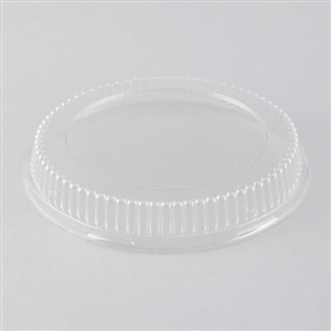 Angel Food Cake Pan Apet Plastic Clear - 1 in.
