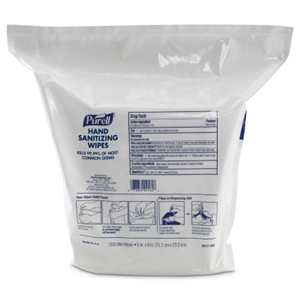 Purell Sanitizing Wipe Refill Pouch