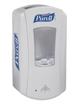 Purell LTX12 White Dispenser