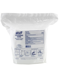 Purell Sanitizing Wipes Refill Pouch
