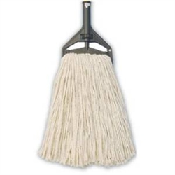 Narrow Band Cut End Cotton Mop Head - 24 oz.