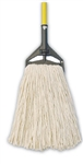 Cotton Cut End 4-Ply Narrow Band Mop Head - 24 oz.