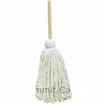 Deck Mop Cotton White - 16 oz.